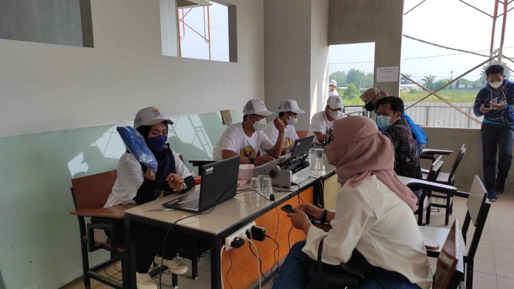 Vaksinasi Tahap Kedua dan Pelayanan Akademik Mahasiswa Baru Universitas Sutomo
